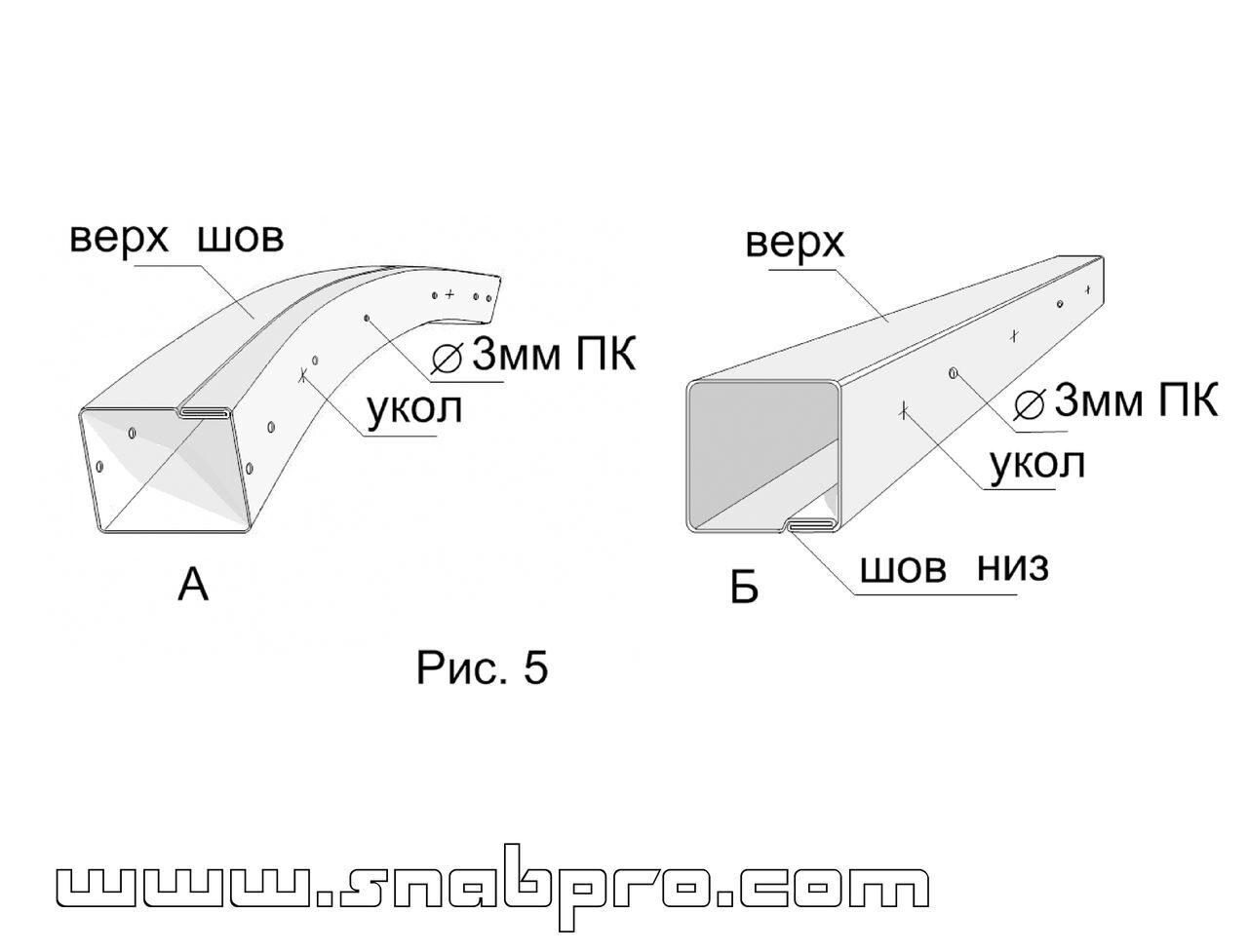 схема сборки теплицы урожай пк-2